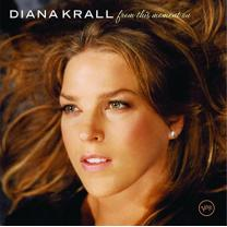 DIANA KRALL - FROM THIS MOMENT 2 LP Set 2013/16 (0602547376893) GAT, UNIVERSAL/GER. MINT