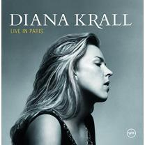 DIANA KRALL - LIVE IN PARIS 2 LP Set 2016 (0602547376954) VERVE/GER. MINT
