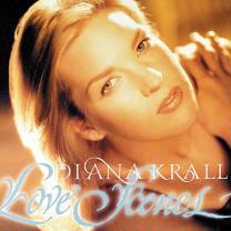 DIANA KRALL - LOVE SCENES 2 LP 2014/16 (0602547376985) UNIVERSAL/GER. MINT