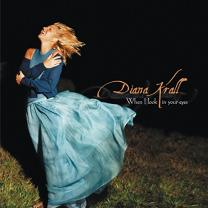 DIANA KRALL - WHEN I LOOK IN YOUR EYES 2 LP Set 1999 (602547377043, 180 gm.) GAT, VERVE/GER. MINT