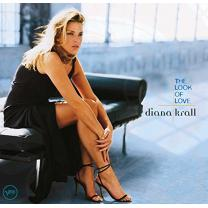 DIANA KRALL - THE LOOK OF LOVE 2 LP Set 2014 (60254737704) GAT, UNIVERSAL/GER. MINT