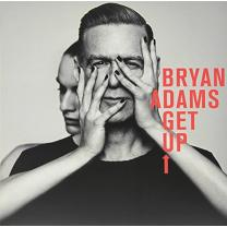 BRYAN ADAMS - GET UP 2015 (4745278) POLYDOR/EU MINT