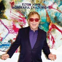 ELTON JOHN - WONDERFUL CRAZY NIGHTS 2016 (4760378) UNIVERSAL/EU MINT