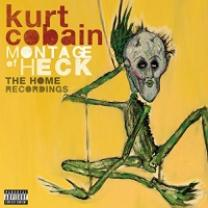 KURT COBAIN - MONTAGE OF HECK - The Home Recordings 2 LP Set 2015 (06025 476071-2 6) GAT, EU MINT