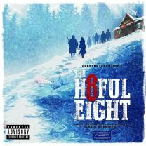 MORRICONE / TARANTINO - THE HATEFUL EIGHT (O. S. T.) 2 LP Set 2015 (0602547694942) UNIVERSAL/EU MINT