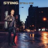 STING - 57TH & 9TH 2016 (00602557117745, 180 gm.) GAT, INTERSCOPE/EU MINT