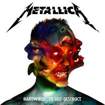 METALLICA - HARDWIRED... TO SELF-DESTRUCT 2 LP Set 2016 (0602557156416) GAT, UNIVERSAL /EU MINT