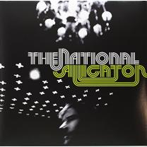 THE NATIONAL – ALLIGATOR 2005 (BBQLP 241) BEGGARS BANQUET/EU MINT
