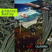 0634457528710 : ADMIRAL RADLEY : I HEART CALIFORNIA -HQ-