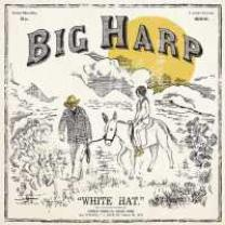 0648401016123 : BIG HARP : WHITE HAT