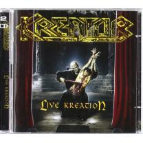 0693723745428 : KREATOR :  LIVE KREATION DCD