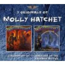 0693723988528 : MOLLY HATCHET :  KINGDOM OF EXIT/WARRIORS OF THE... 2CD BOX