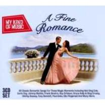 0698458932129 : VARIOUS ARTISTS : MY KIND OF MUSIC � A FINE ROMANCE