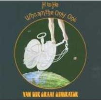 0724347488825 : VAN DER GRAAF GENERATION : H TO HE WHO, AM THE ONLY ONE(BONUS