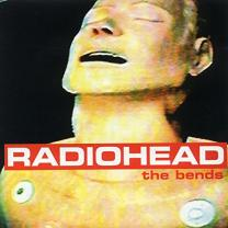 RADIOHEAD - THE BENDS 1995 (7243 8 29626 1 8, RE-ISSUE) WARNER/EU MINT