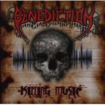 0727361166922 : BENEDICTION : KILLING MUSIC