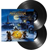 AVANTASIA - THE MYSTERY OF TIME 2 LP Set 2013 (2736130071, 180 gm. Poster) GAT, GER. MINT