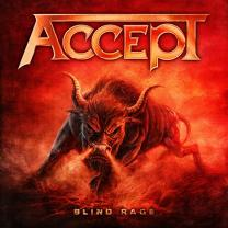 ACCEPT - BLIND RAGE 2 LP Set 2014 (NB 3195-1, LTD., Numbered, Green) GAT, NUCLEAR BLAST/EU MINT