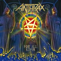 ANTHRAX - FOR ALL KINGS 2 LP Set 2016 (27361 35671) GAT, NUCLEAR BLAST/GER. MINT