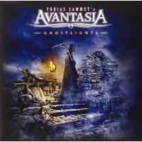 AVANTASIA - GHOSTLIGHTS 2 LP Set 2016 (27361 36351) GAT, NUCLEAR BLAST/GER. MINT