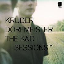 KRUDER & DORFMEISTER - THE K&D SESSIONS 5 LP Box 1998/2015 (!K7O73LP, Audiophile Ed.) !K7/EU MINT