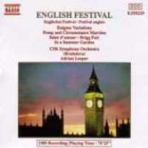 0730099522922 : VARIOUS ARTISTS : ENGLISH FESTIVAL