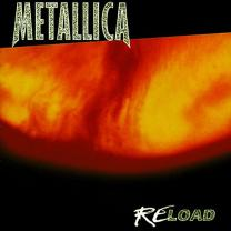 METALLICA - RELOAD 2 LP Set 1997 (BLCKND012-1, RE-ISSUE) GAT, MERCURY/EU MINT