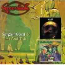 0740155209834 : GREENSLADE : SPYGLASS GUEST/TIME AND..