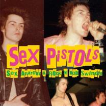 SEX PISTOLS - SEX, ANARCHY AND ROCK N' ROLL 2009 (CLP 3553) CLEOPATRA/USA MINT