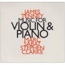 0752156012023 : SABAT M./CLARKE S. : MUSIC FOR VIOLIN & PIANO ... (TENNEY J.)