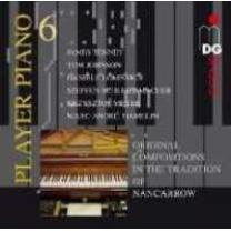 0760623140629 : BÖSENDORFER AMPICO : PLAYER PIANO VOL.6 ... (TENNEY/JOHNSON/LOMBARDI)
