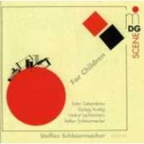 0760623152028 : SCHLEIERMACHER STEFFEN : PIANO FOR CHILDREN ... (GUBAIDULINA/KURTAG/LACHENMANN)