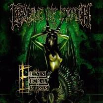 0801056818027 : CRADLE OF FILTH : ELEVEN BURIAL MASSES +DVD