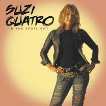 SUZI QUATRO - IN THE SPOTLIGHT 2014 (LETV172LP, LTD. Orange Vinyl) GAT, LET THEM EAT VINYL/EU MINT