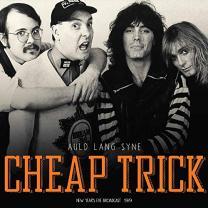 CHEAP TRICK - AULD LANG SYNE - NEW YEAR'S… 2 LP Set 2015 (0803341480124) LET THEM EAT/EU MINT