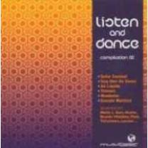 0807297029123 : VARIOUS ARTISTS : LISTEN AND DANCE - COMPILATION 2