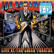 JOE BONAMASSA - LIVE AT THE GREEK THEATRE 3 LP Set 2016 (PRD 75071) PROVOGUE/EU MINT