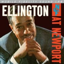 DUKE ELLINGTON - ELLINGTON - AT NEWPORT 1956/2012 (MOFI 1-035, LTD. AUDIPHILE ED.) USA MINT