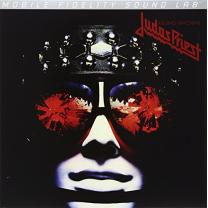 JUDAS PRIEST - KILLING MACHINE 1978/2014 (MOFI 1-036, SPECIAL LTD.) GAT, MOBILE FIDELITY/USA MINT