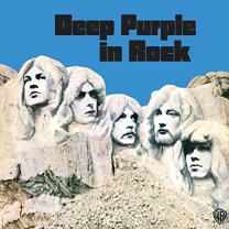 DEEP PURPLE - IN ROCK 1970/2016 (0825646035083, 180 gm.) GAT, WARNER/EU MINT