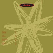 ORBITAL - 1 (GREEN ALBUM) 2 LP Set 1991/2015 (0825646128747, 180 gm. LTD.) WARNER/EU MINT