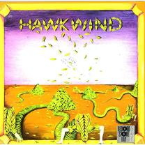 HAWKWIND – SAME 1970/2015 (2564616875) GAT, WARNER/EU MINT