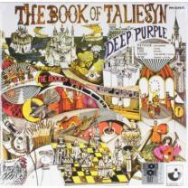 DEEP PURPLE - BOOK OF TALIESYN (MONO!) 1968/2015 (825646183470, White) GAT, PARLOPHONE/EU MINT