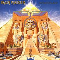 IRON MAIDEN - POWERSLAVE 1984 (2564624869, RE-ISSUE) PARLAPHONE/WARNER/EU MINT