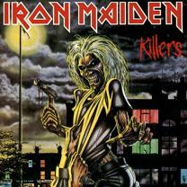 IRON MAIDEN - KILLERS, 1981 (2564625242, RE-ISSUE) PARLAPHONE/WARNER/EU MINT