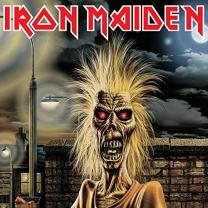IRON MAIDEN – SAME 1980/2014 (2564625244, RE-ISSUE) PARLAPHONE/EU MINT