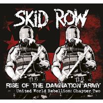 SKID ROW - UNITED WORLD REBELLION: CHAPTER TWO 2014 (UDR 0322 LP) UDR/GER. MINT
