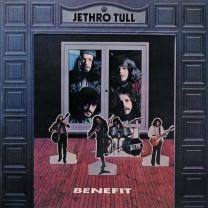 JETHRO TULL - BENEFIT 1970/2013 (8256464101 9 4) WARNER/EU MINT
