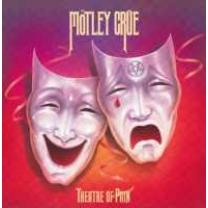 MOTLEY CRUE - THEATRE OF PAIN 1985/2000 (ESM955, 180 gm.) WARNER/USA MINT