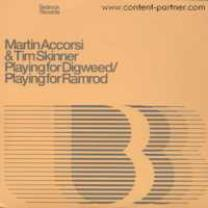 0881824025260 : ACCORSI MARTIN & SKINNER TIM : PLAYING FOR SILENCE PART 2